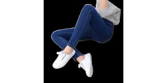 Calça Slim Jeans