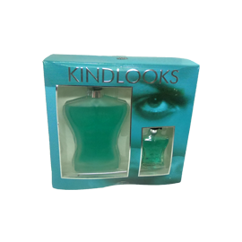 Kit Perfume KINDLOOKS Man