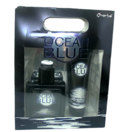 Perfume OCEAN BLUE + Gel de Banho