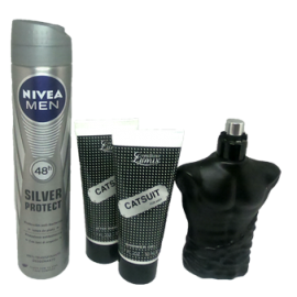 Kit Catsuit perfume + Spray NIVEA