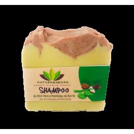 Shampoo Aloé Vera e Karité