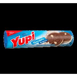 Biscoito Recheado de Chocolate Branco  YUPI