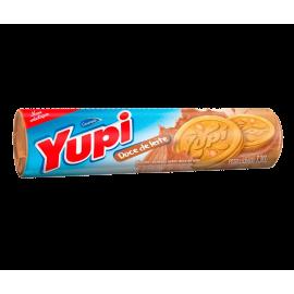 Biscoito Recheado de Doce de Leite YUPI