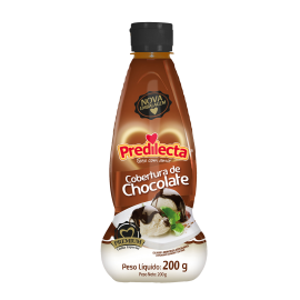 Cobertura de Chocolate Predilecta