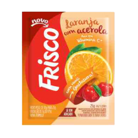 Caixa de Sumo Laranja e Acerola - FRISCO
