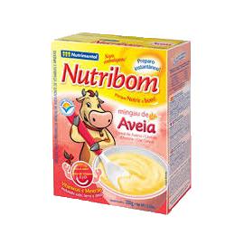 Papa Infantil Aveia - NUTRIBOM