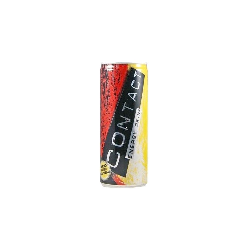 Bebida Energética - CONTACT