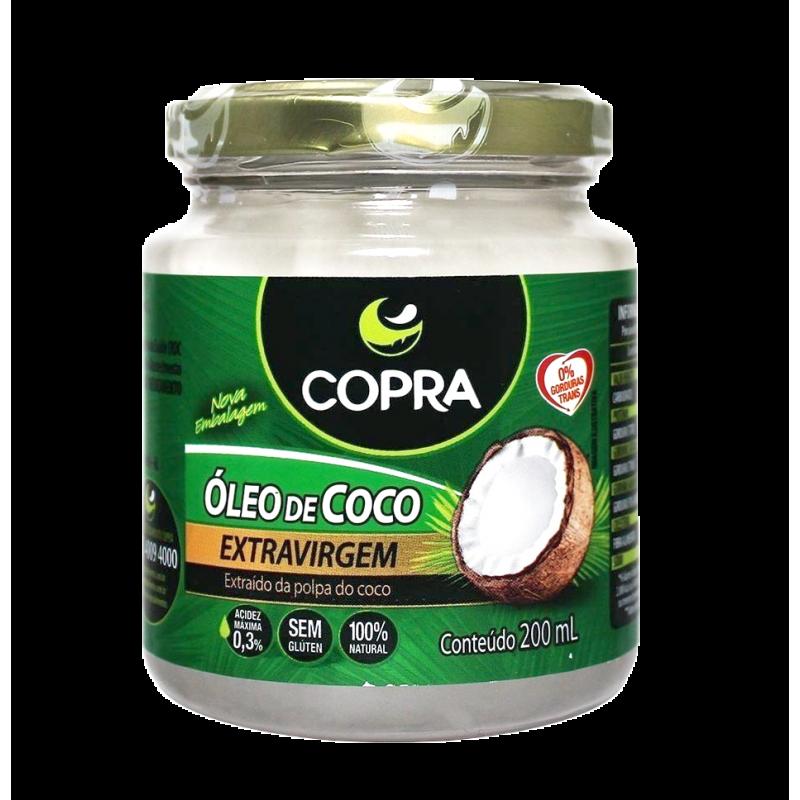 Óleo de Coco Extra Virgem COPRA