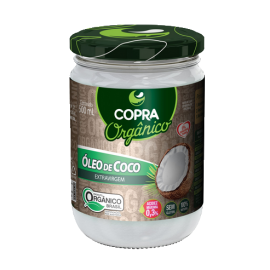 Óleo de Coco Orgânico COPRA