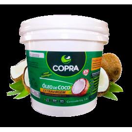 Óleo de Coco Extra Virgem Balde COPRA
