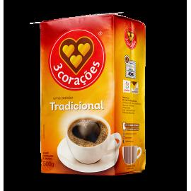 Café Tradicional - 3 CORAÇÕES