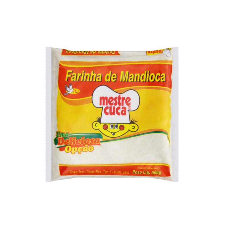 Farinha de Mandioca - MESTRE CUCA