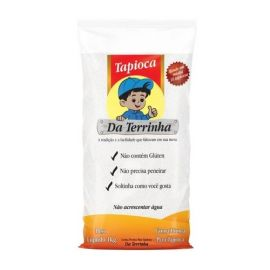 Goma de Tapioca - DA TERRINHA