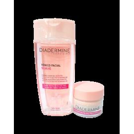 Creme Hidratante e Tónico Facial - DIADERMINE